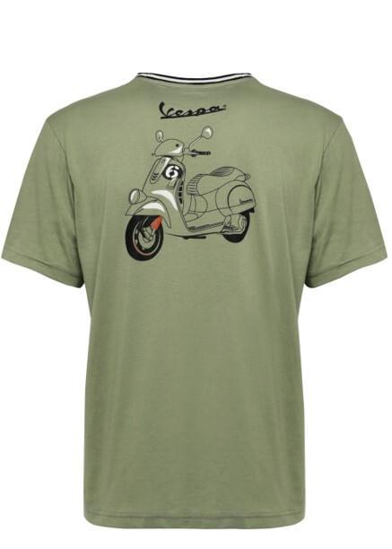 Vespa GTS 300 Sei Giorni Tshirt Front