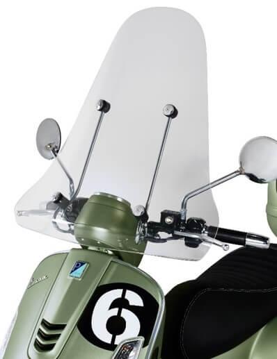 Vespa GTS300 Sei Giorni Windscreen