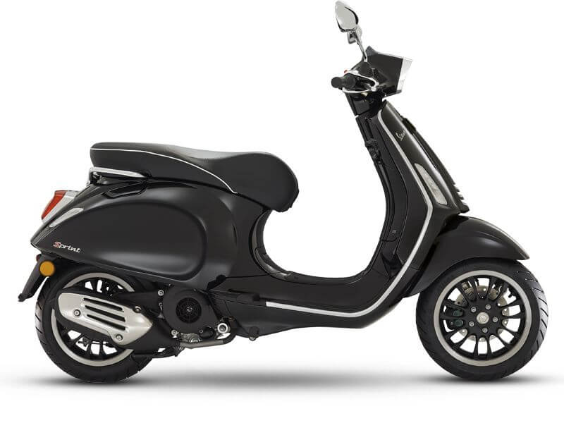 Vespa Sprint 150 Notte Limited Edition