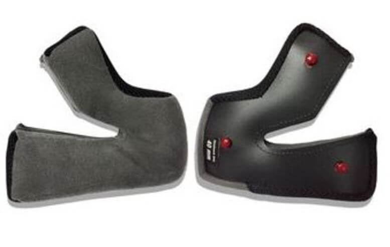 BELL Moto-3 Cloth Cheek Pads