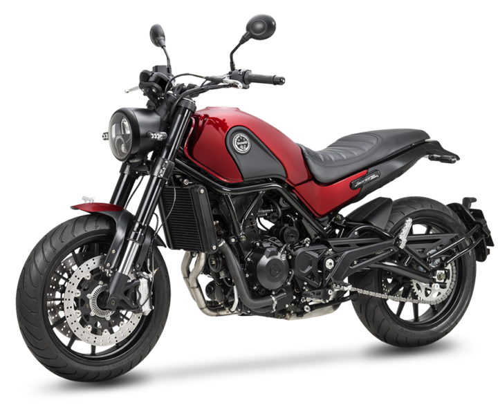 Benelli Leoncino ABS Red