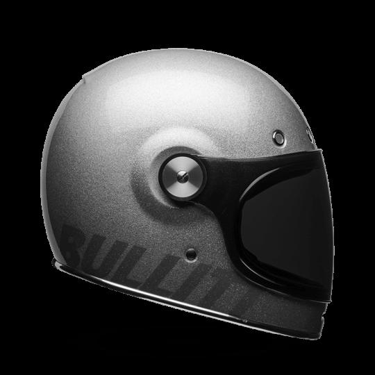 BELL Bullitt Helmet ECE Gloss Silver Flake