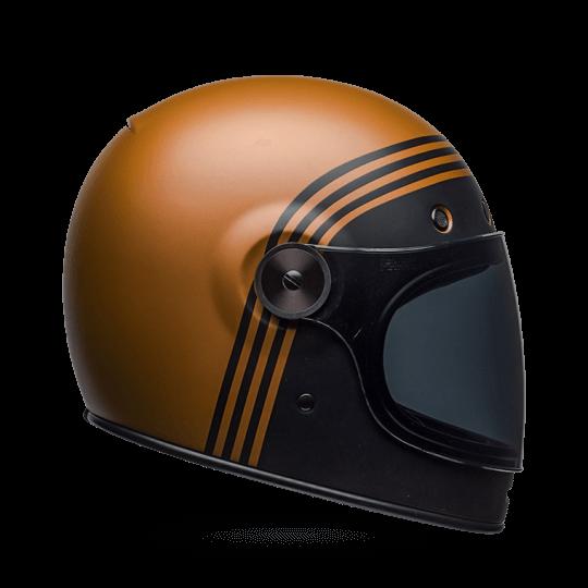 BELL Bullitt Helmet ECE Matte Black Copper Forge