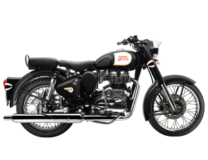 Royal Enfield Classic 350 Black
