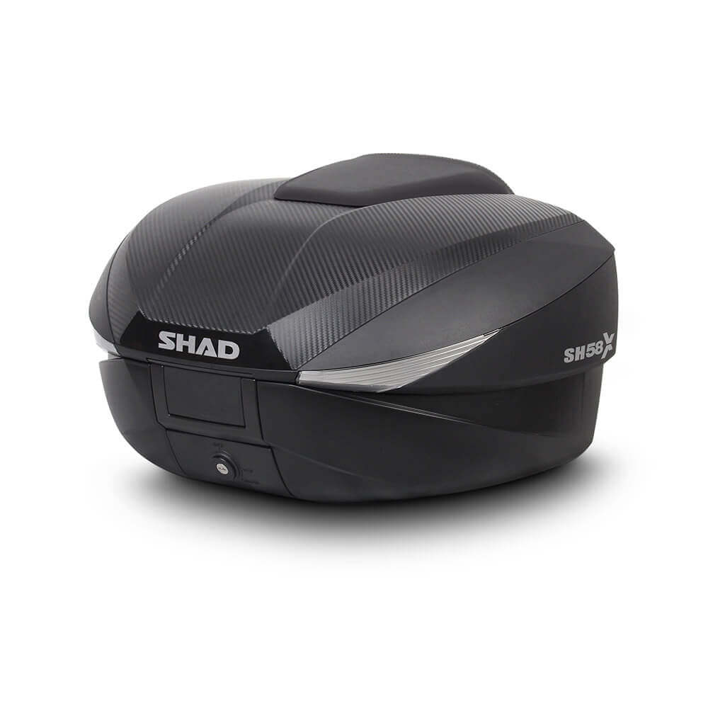 SHAD SH58X Top Case Expandable 58L