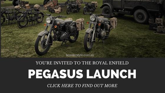 Royal-Enfield-Pegasus-Launch-Night