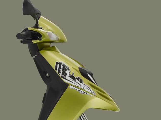 Piaggio Typhoon 50 2T E4