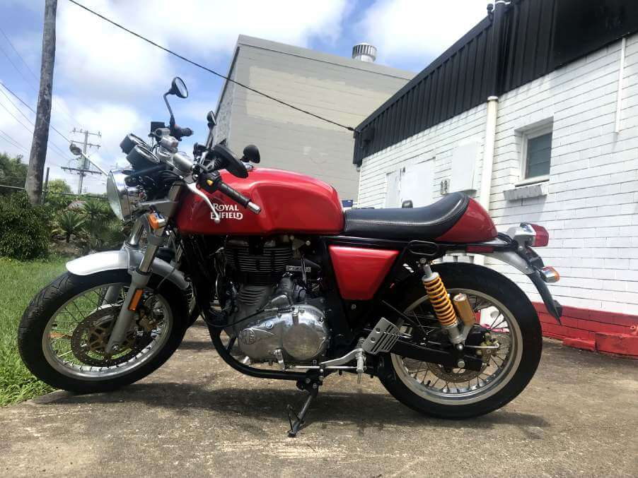 Royal Enfield Continential GT - Ex Demo just $8,590 Rideaway