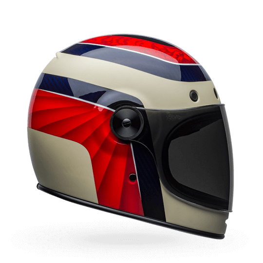 BELL Bullitt Helmet Carbon Hustle