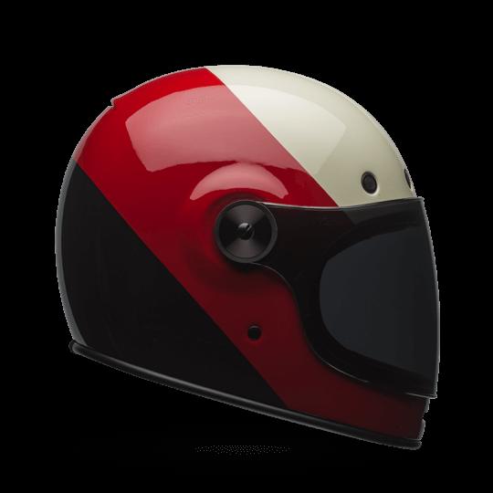BELL Bullitt Helmet Triple Treat Red Black