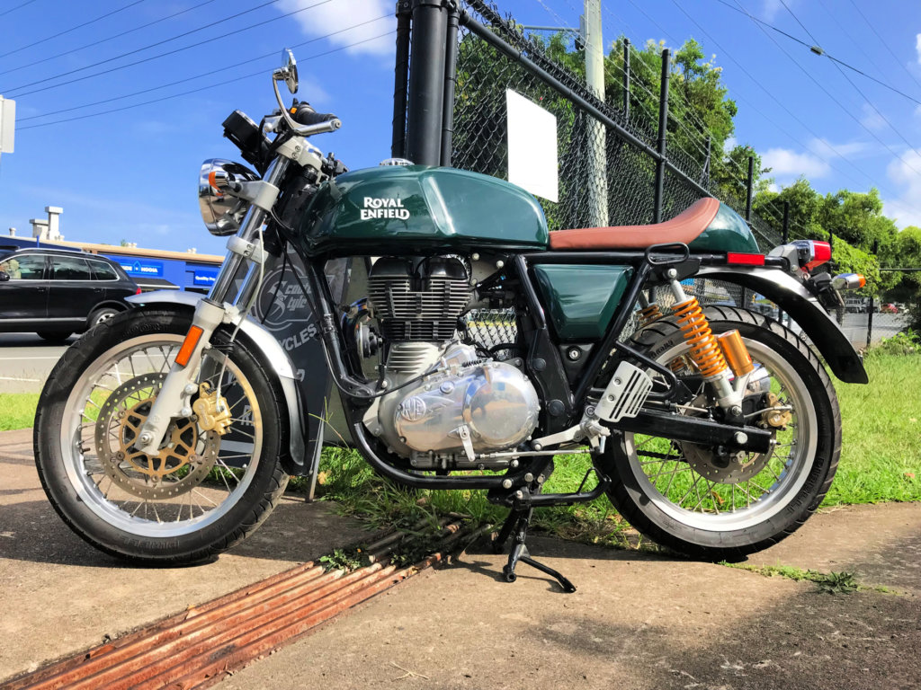 Used Royal Enfield Continental GT - just $5,990 Rideaway