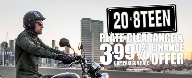 Royal Enfield 3.99% Low Rate Finance Offer