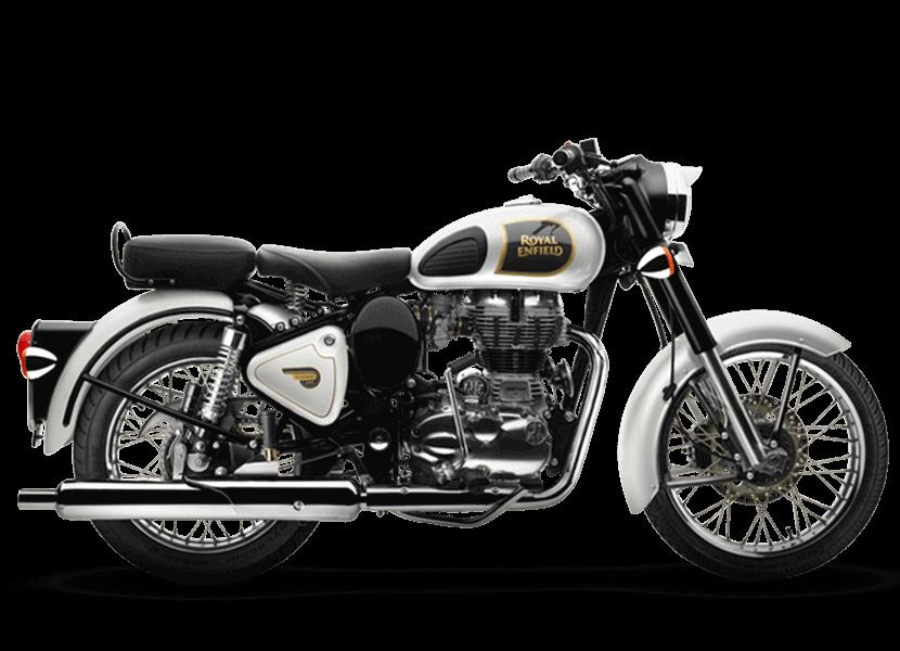 Royal Enfield Classic 350 Ash