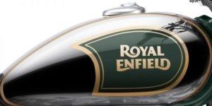 Royal Enfield Classic 500 Chrome Green Tank.png