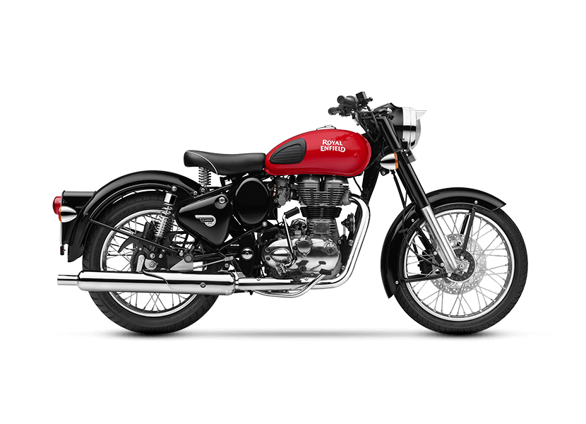 Royal Enfield Classsic 350 Redditch Red