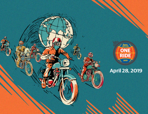 SAVE THE DATE! Royal Enfield One Ride 2019