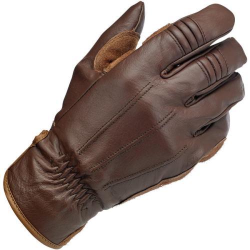 Biltwell Work Glove Chocolate
