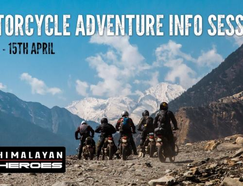 Himalayan Heroes Info Night – April 2019