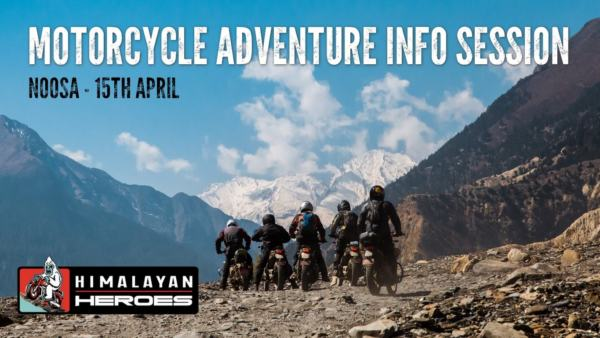 Himalayan Heroes Info Night