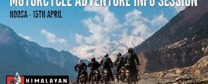 Himalayan Heroes Info Night
