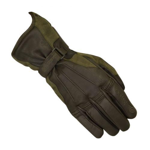 Merlin Darwin Wax Gloves Brown
