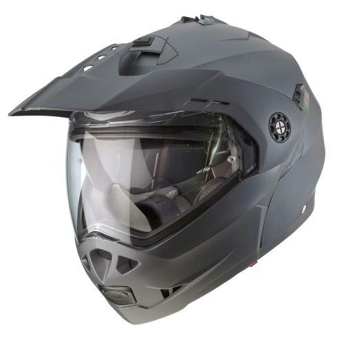 CABERG Tourmax Matt Black Helmet