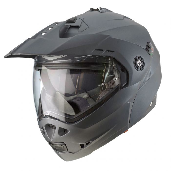 CABERG Tourmax Matt Black Helmet