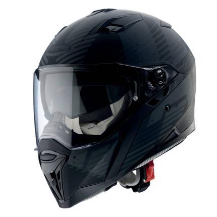 Caberg Stunt Blizzard Matt Black/Anthracite Helmet