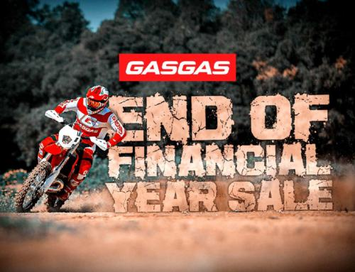 Gas Gas 2019 EOFY Offer – 3.99% Low Rate Finance