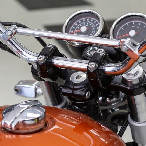 S&S Handlebar Adjuster Kit for Royal Enfield® INT 650 Twins