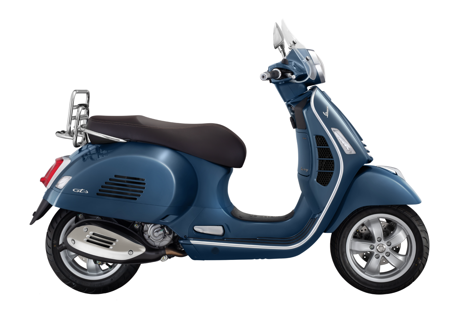 Zip Line Seat >> Vespa GTS 300 Touring – Scooter Style & Noosa Motorcycles
