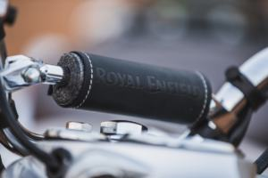 Royal Enfield Bullet 500 Trials Works Replica