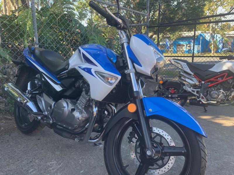 Suzuki InazumaGW250 2014 - Used Motorcycle $2,990 Rideaway