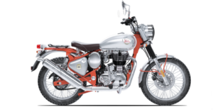 Royal Enfield Bullet 500 Trials Works Replica