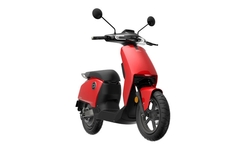 SUPER SOCO CUX SCOOTER