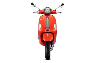 New Vespa Primavera S Special Edition 150 Arancia Tramonto : Orange Sunset (Gloss)