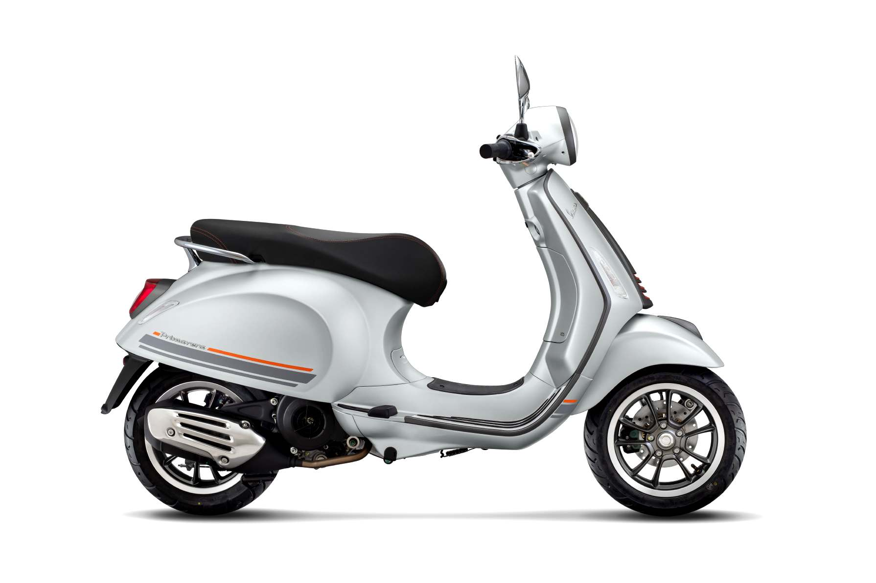 Vespa Primavera S Special Edition 150 Grigio Stile Opaco : Grey Style Matt (Satin)