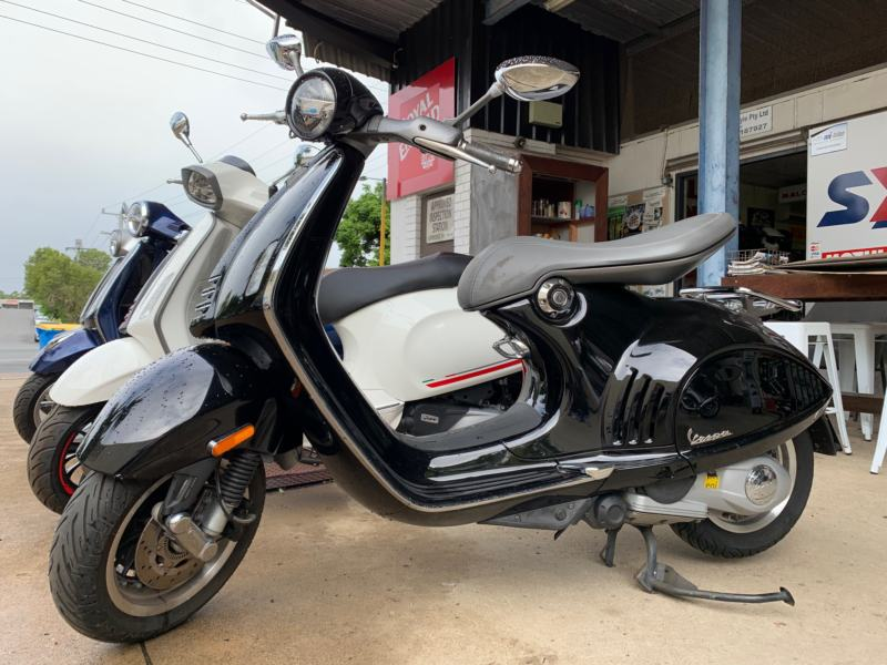 Used Vespa 946 125cc Scooter – $9,990 Ride away
