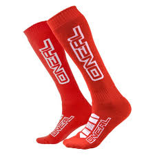ONeal Pro Socks Corp Red