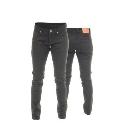 RST Ladies Skinny Fit Kevlar Jean Black