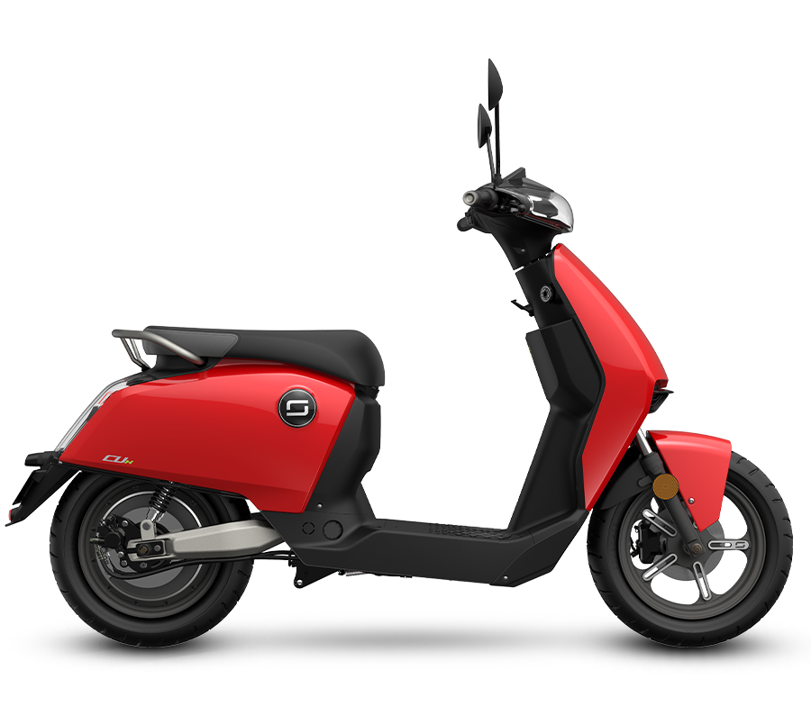 Super SOCO CUx Electric Scooter