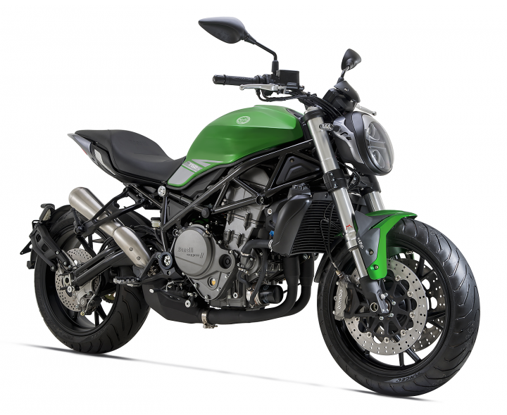 Benelli 752S ABS Green