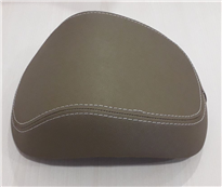Vespa Primavera Top Box Back Rest - Light Brown