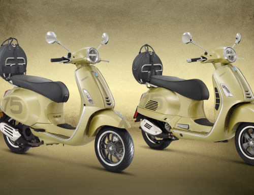 Vespa 75th Edition – Available now