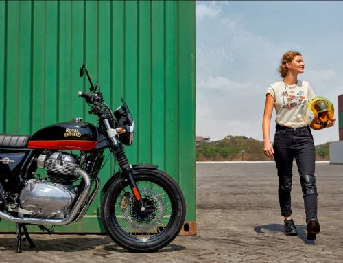 Introducing the Updated Royal Enfield 650 Twins!